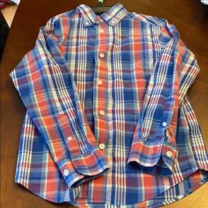 Boy's Izod dress shirt